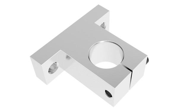 Mocowanie wałka liniowego SK8 - 8 mm