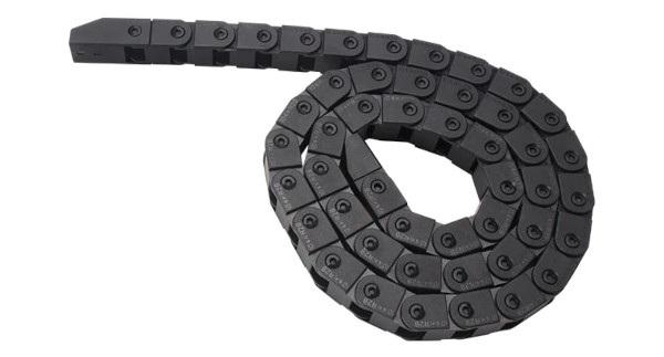 Prowadnik przewodów 7 x 7 mm - długość 1 m
