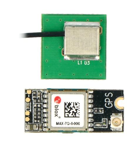 Moduł lokalizacyjny GNSS - rozszerzenie WisBlock Sensor