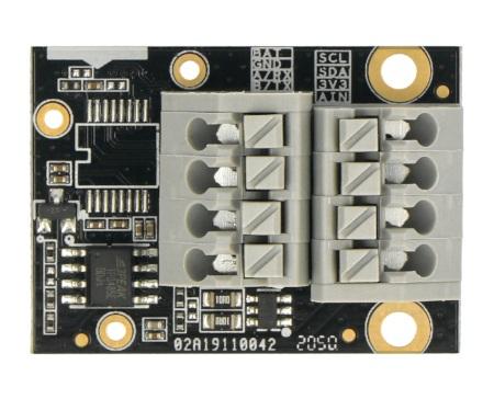Rozszerzenie komunikacji RS485 WisBlock IO do systemu WisBlock.
