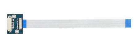 Wymiary zewnętrzne adaptera wynoszą 27 x 21 mm.