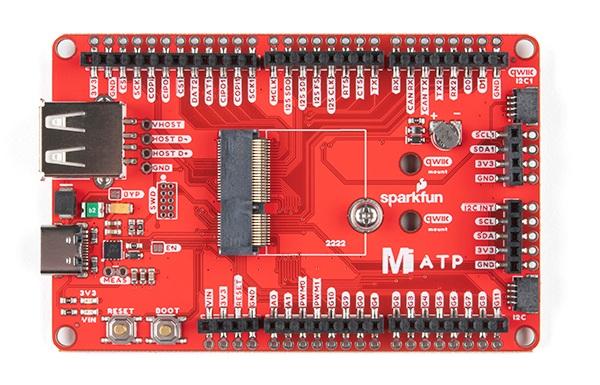 Moduł SparkFun MicroMod ATP Carrier Board