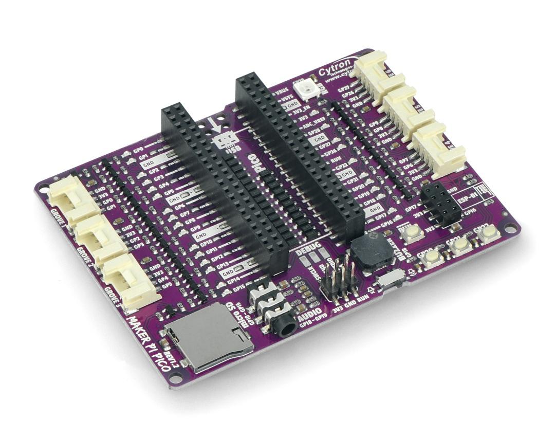 Stacja dokująca dla Raspberry Pi - Maker Pi