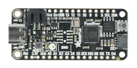 Feather RP2040 - płytka z mikrokontrolerem RP2040 - Adafruit 4884