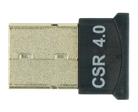 Moduł Bluetooth 4.0 USB nano uGo LOA BR100 klasa II