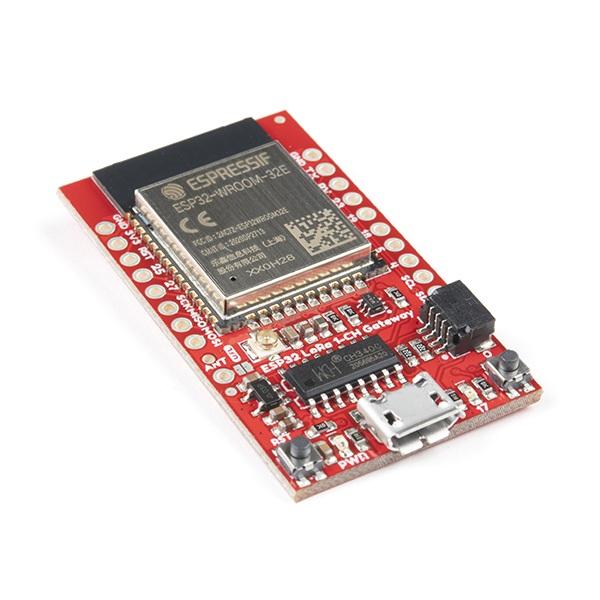 SparkFun LoRa Gateway 868 MHz - 1 - kanałowa bramka sieciowa ESP32, RFM95W.