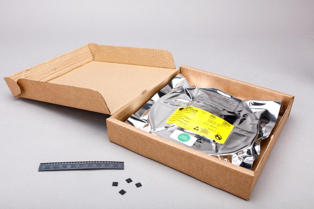 Rolka z mikrokontrolerami RP2040