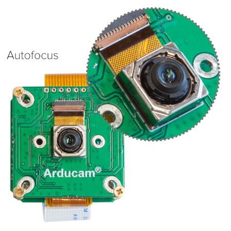 Wyposażona w 21-megapikselowy czujnik koloru marki Sony.
