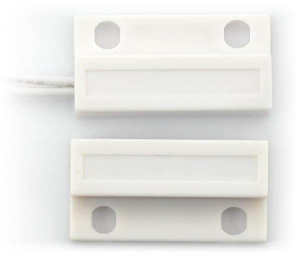 Czujnik magnetyczny otwarcia - kontaktron CMD14