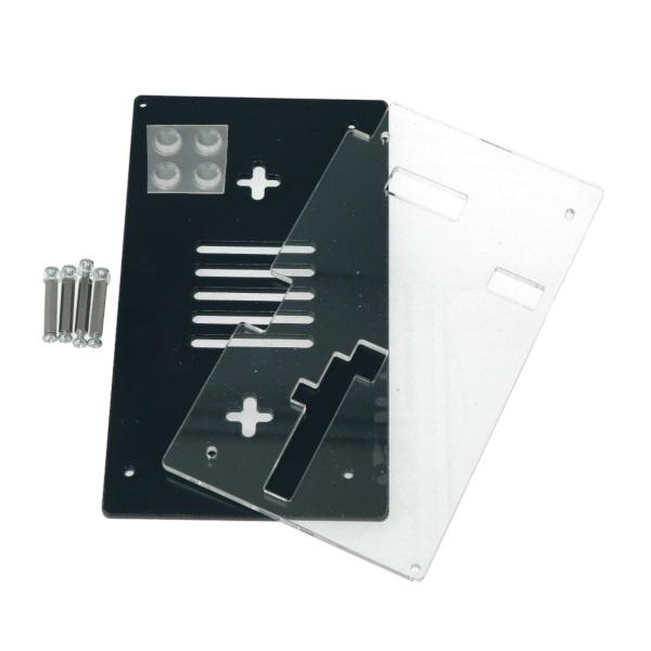 Obudowa do Raspberry Pi CM4IO - elementy zestawu