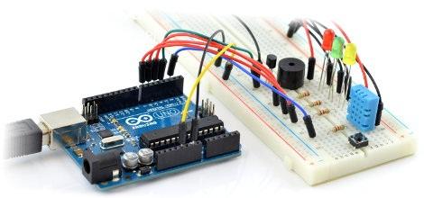 Zestaw startowy dla Arduino Uno