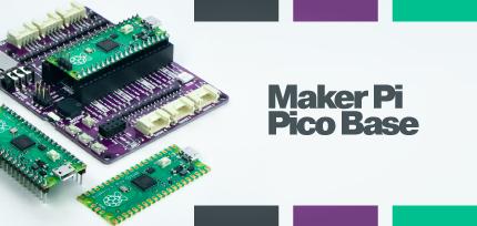 Maker Pi Pico Base