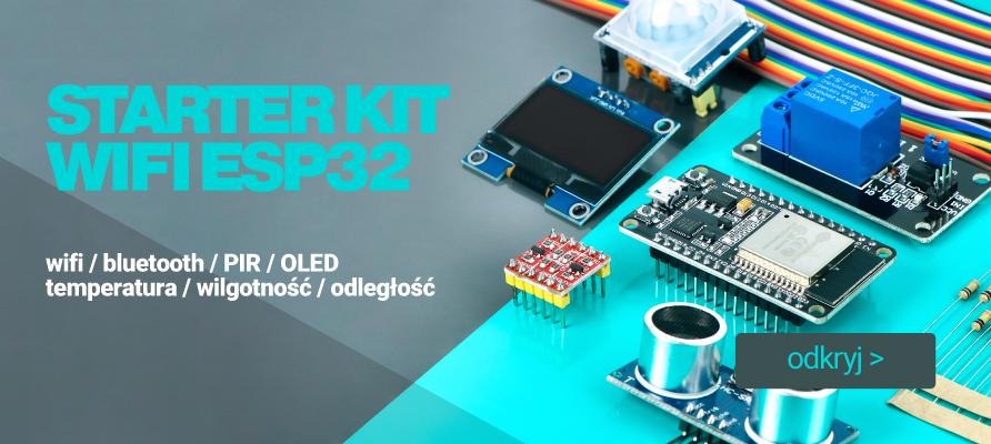 esp32 starter kit